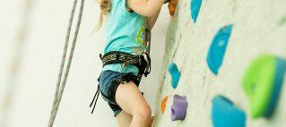 Betreutes Klettern in den Ferien 2021